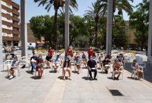La Cruz Roja y el colegio GregoriMayanspresentan en el Ayuntamiento de Xirivella el proyecto Ciudad 11
