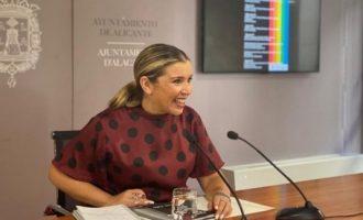 """""""L'Orgull de Mari Carmen Sánchez"""" a esquenes de Diversitat, l'entitat LGTBI referent d'Alacant"""