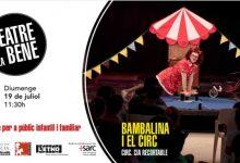 """Torna el Teatre a la Bene amb """"Bambalina i el circ"""""""