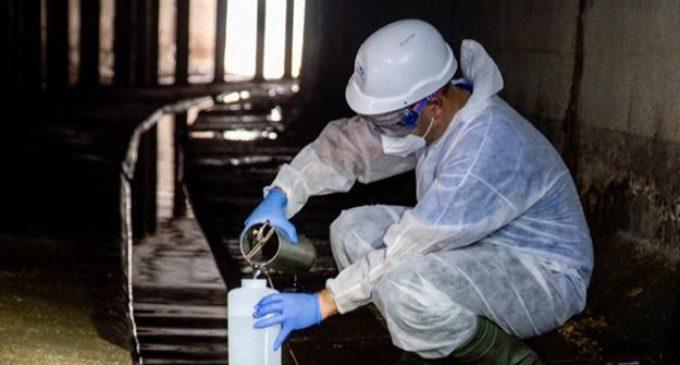 Els treballs de desinfecció de la ciutat es reorientaran en funció de la presència de coronavirus en les aigües residuals