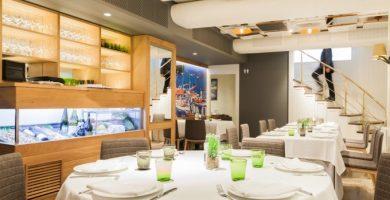 Cierra el restaurante Aragón 58 de València tras un caso aislado en un cocinero asintomático