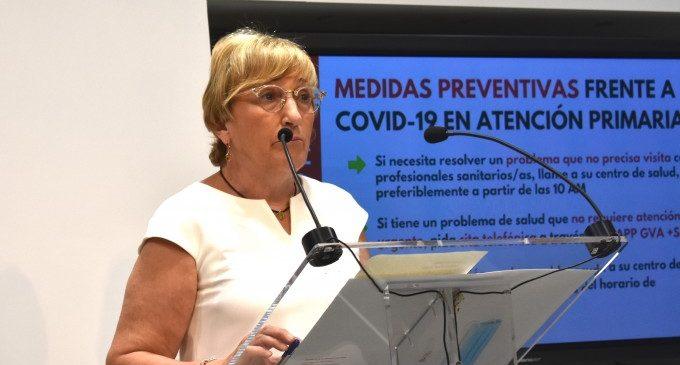 """Barceló: """"El sistema sanitario no solo debe protegernos de la enfermedad física, también de enfermedades sociales como el machismo"""""""