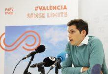 Borja Sanjuán succeirà a Ramón Vilar com a regidor de l'Ajuntament de València