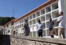 Ontinyent estudia l'execució de millores per dotar de més seguretat i accessibilitat al Cementeri Municipal