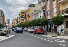 Finalitzen els treballs de millora de l'Avinguda Vidal Canet de Carcaixent