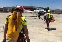 Emergències de la Generalitat coordina 74 rescats amb helicòpter el primer semestre de 2020