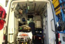 Herida una anciana tras ser atropellada por un camión en Sueca