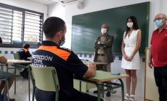 """Un protocolo de seguridad """"sin precedentes"""" velará por que el alumnado se presente a las PAU """"con las mayores garantías"""""""