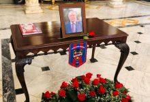 El Ayuntamiento de València abre en el Salón de Cristal el libro de condolencias en recuerdo del edil Ramón Vilar