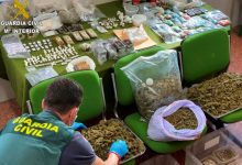 La Guardia Civil detiene a 49 miembros de una organización dedicada al tráfico de drogas y blanqueo