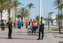Multas de hasta 600 euros por no llevar la mascarilla en la Comunitat Valenciana