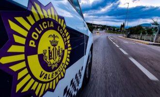 Detingut un home acusat d'agredir a la seua parella davant dels seus fills menors