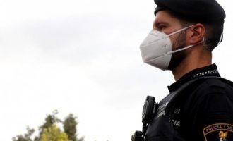 Més de 80 multes a Xirivella per no portar mascareta