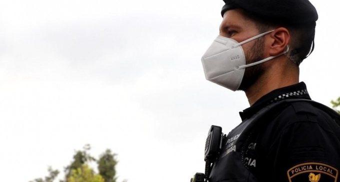 La Policía de la Generalitat localiza una masía para eventos ilegales en Alboraya