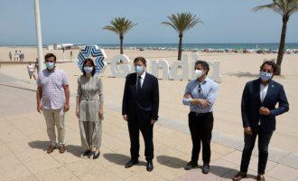Puig insisteix en la importància de combinar 'la millor oferta turística' amb un 'marc de seguretat sanitària'