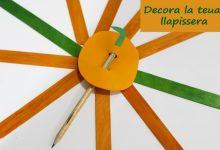 Aprén a fer una manualitat divertida per a decorar les teues llapisseres