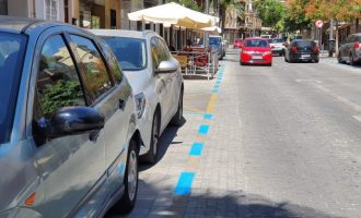 La Pobla de Vallbona implantarà l'aparcament d'alta rotació gratuït per fomentar el comerç local