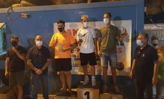 L'excampió del món en 125c.c. Julián Simón s'adjudica la prova reina del campionat territorial de Motocròs al Circuit de Massamagrell