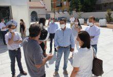 El edificio principal del Museo del Textil de la Comunidad Valenciana en Ontinyent estará a punto este mes de julio