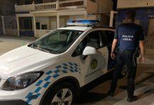 La Policía Local de Sueca extremará la vigilancia para evitar las molestias que sufre el barrio de Anguleros los fines de semana
