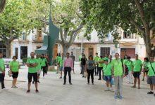 El voluntariat d'Ontinyent contra el foc supera els 4.000 quilòmetres al primer mes de vigilància