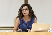 """Isabel Martín, alcaldesa de Paiporta: """"esto no es solo una cuestión de política, estos ataques van contra la institución que yo represento y contra la democracia"""""""