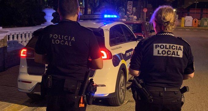 La Policia Local de Sueca s'adapta a les circumstàncies d'aquest estiu per a garantir la seguretat a la ciutadania