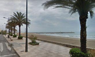 Alboraia prohibeix el bany en Port Saplaya per detectar-se nivells elevats de paràmetres microbiològics en l'aigua