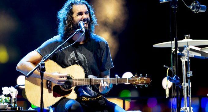 El concert d'Izal en Nits al Carme en imatges