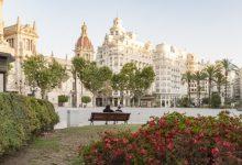 La plaça de l'Ajuntament comença a caminar cap a la seua urbanització definitiva amb el concurs d'idees