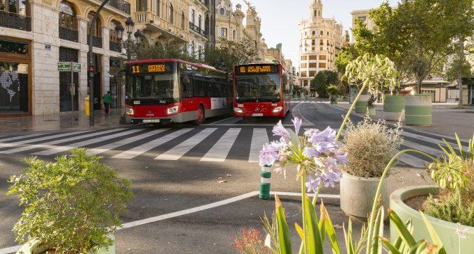 Nous carrils bici o la recuperació de l'espai públic. Arranca la fase de suports de DecidimVLC