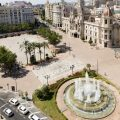 Las inversiones en urbanismo encaminan València hacia una ciudad más saludable y con mejor calidad urbana