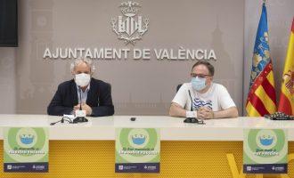 """Salut i Consum impulsa la campanya """"La teua mascareta és la nostra vacuna"""" per a conscienciar la ciutadania sobre el seu ús en comerços i hostaleria"""