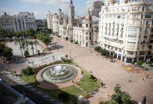 La plaça de l'Ajuntament se suma als espais urbans recuperats