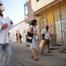 Un total de 20 actuacions d'habitatges assequibles i centres socials en el Cabanyal conclouran entre finals d'enguany i el primer trimestre de 2021