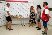 València continuará con el reparto de cestas de alimentación a personas mayores hasta diciembre
