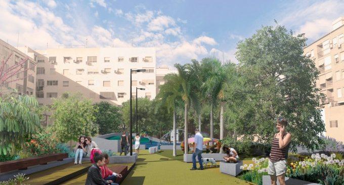 València aposta per la renovació dels jardins amb inversions per tots els barris