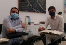L'Ajuntament i l'Institut Valencià de finances reforcen la col·laboració per a la recuperació del teixit empresarial de la ciutat