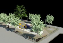 L'Ajuntament invertirà 115.000 euros en la remodelació del jardí ubicat al Carrer de Manuel Simó de Patraix