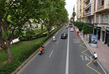 Mobilitat Sostenible inicia demà les obres de l'eix ciclable de les grans vies Ferran el Catòlic i Ramón i Cajal