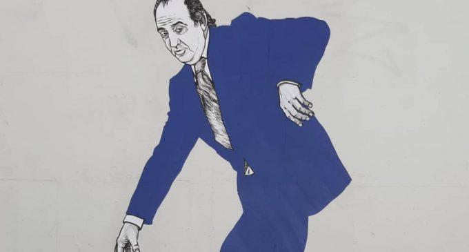 """Primo Banksy: """"No quería caer en una crítica fácil sobre la monarquía"""""""