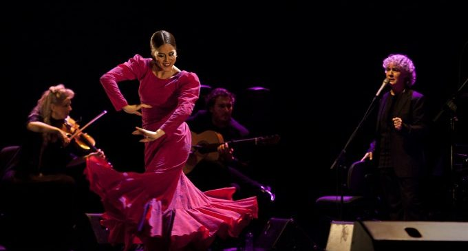 La 'cantaora' Mayte Martín presenta 'Déjà vu' a 'Sagunt a Escena'