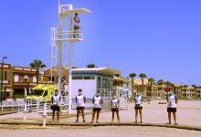 Els vigilants de la platja, un treball poc conegut, però que salva vides