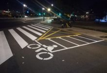 Mobilitat Sostenible habilita quatre nous passos per a vianants i 75 places d'estacionament en Enginyer Manuel Soto