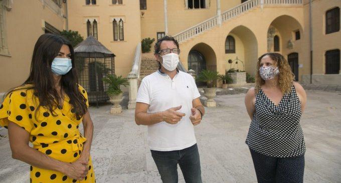 El Palau Ducal de Gandia acollirà la iniciativa 'Torna la primavera'