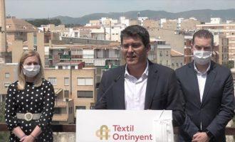 El Clúster Sanitari Tèxtil Ontinyent es felicita dels 4 milions que la Generalitat destinarà a les empreses reconvertides a la lluita contra la Covid-19
