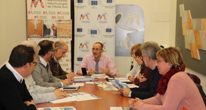 La Mancomunitat de l'Horta Sud s'adhereix a la plataforma #CohesionAlliance per la cohesió territorial, social i econòmica de la Unió Europea
