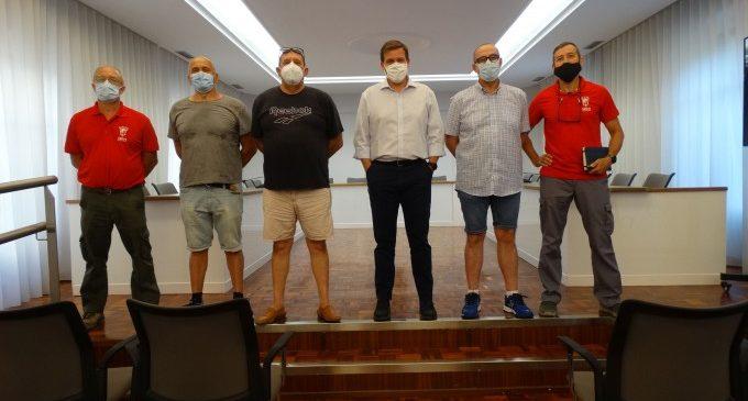 El Ayuntamiento de Xàtiva suma desde junio 56 contrataciones de personas paradas