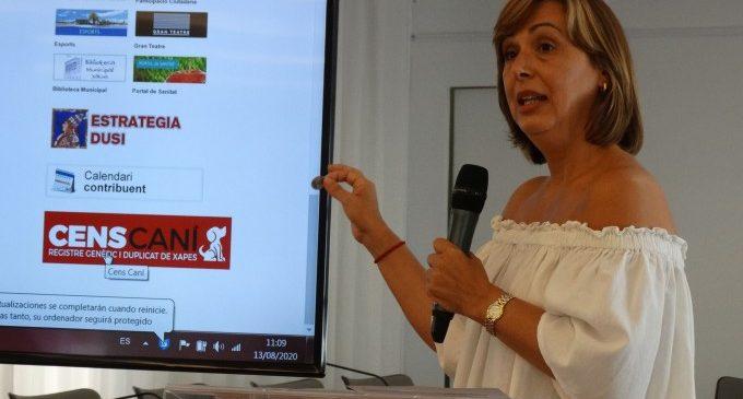 Xàtiva elimina burocràcia en el procés de censat caní
