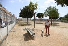 Paiporta reabre el parque canino de la calle Clara Campoamor
